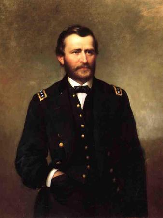 General Ulysses S. Grant, 1867