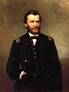 General Ulysses S. Grant, 1867 by George Cochran Lambdin