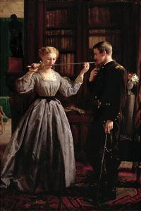 The Consecration by George Cochran Lambdin