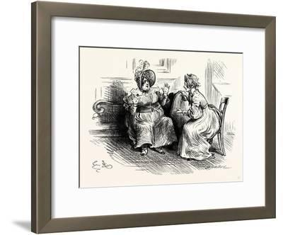 Charles Dickens Sketches by Boz Mrs. Bloss and Mis. Tibbs