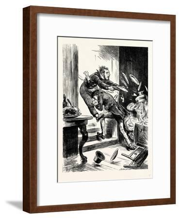 Charles Dickens Sketches by Boz One Gentleman Was Observed Suddenly to Rush from the Table