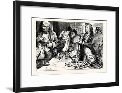 Charles Dickens Sketches by Boz the Pawnbroker's Shop