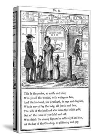 Cruikshank, the Gin Shop, Plate 8