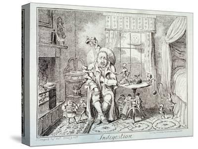 Indigestion, 1835