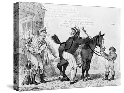 Jack Junk Embarking on a Cruize Ca. 1813