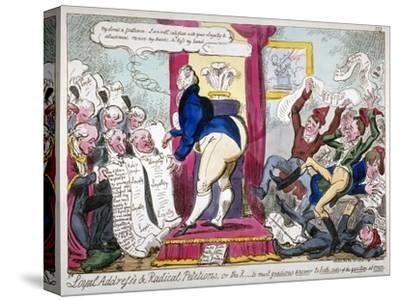 Loyal Address's and Radical Petitions..., 1819