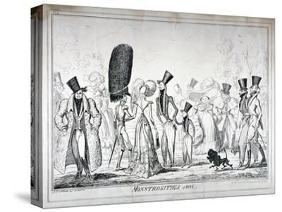 Monstrosities of 1821, 1835