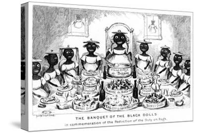 The Banquet of the Black Dolls, 19th Century