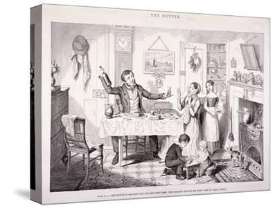 The Bottle, 1847