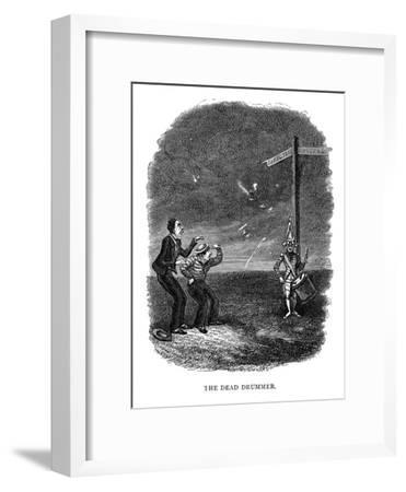 The Dead Drummer, 1840