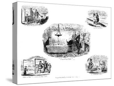 Various Cartoons, 1829