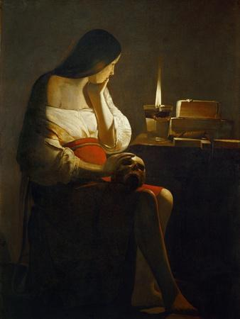 Madeleine a la Veilleuse, RF 1949 / II.