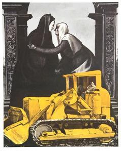 The Visitation by George Deem