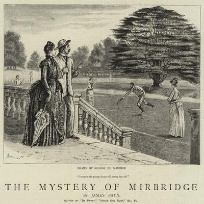 The Mystery of Mirbridge