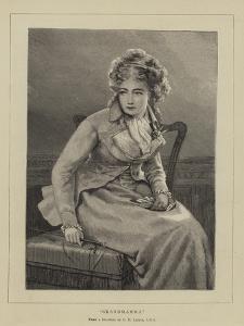 Grandmamma by George Dunlop Leslie