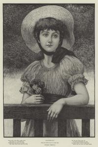 Rosebuds by George Dunlop Leslie