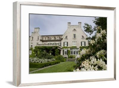 George Eastman House, International Museum of Photography and Film, Rochester, New York, USA-Cindy Miller Hopkins-Framed Photographic Print