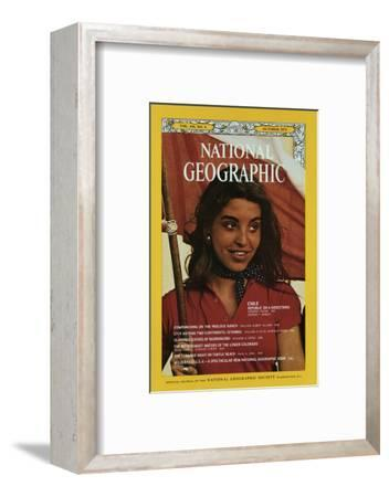 Cover of the October, 1973 National Geographic Magazine