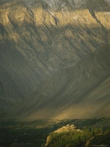 View of Karakoram Range by George F. Mobley