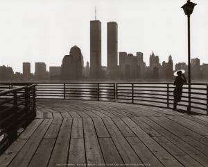 Jersey City Boardwalk by George Forss