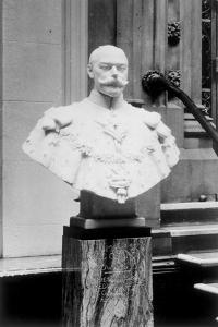 Portrait Bust of King George V, 1914 by George Frampton