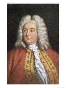 George Frederic Handel Composer
