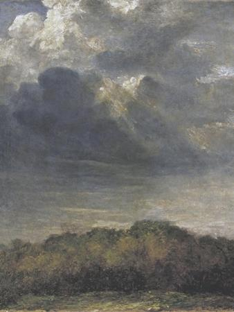 Study of Clouds by George Frederic Watts