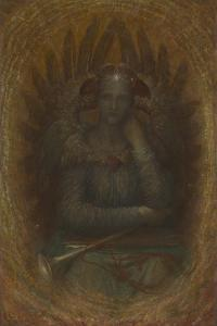 The Dweller in the Innermost by George Frederic Watts