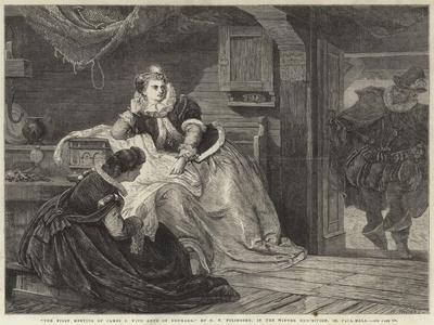 The First Meeting of James I with Anne of Denmark