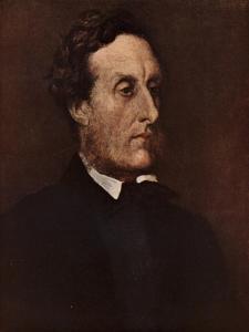 Antony Ashley-Cooper, Seventh Earl of Shaftesbury, Kg by George Frederick Watts