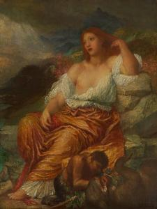 Ariadne, 1894 by George Frederick Watts