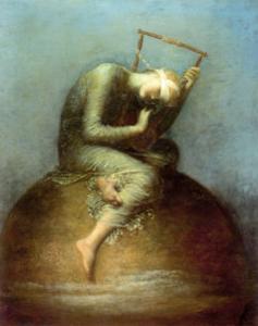 Esperance, 1885 by George Frederick Watts