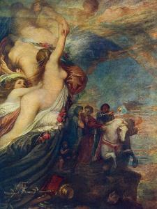 Life's Illusions, 1849 by George Frederick Watts