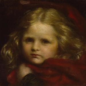 Little Red Riding Hood, 1864 by George Frederick Watts