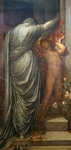 Love and Death, 1875 by George Frederick Watts