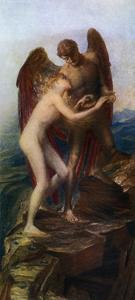 Love and Life, 1893 by George Frederick Watts