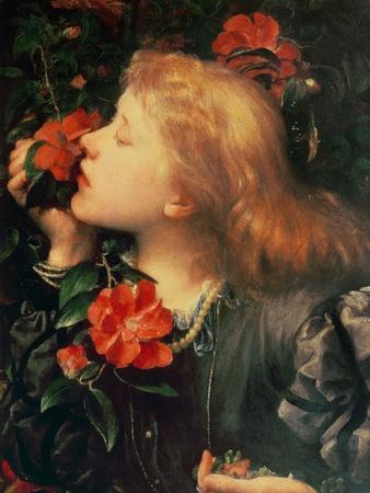 Portrait of Dame Ellen Terry