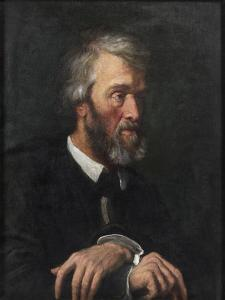 Thomas Carlyle, c.1868 by George Frederick Watts