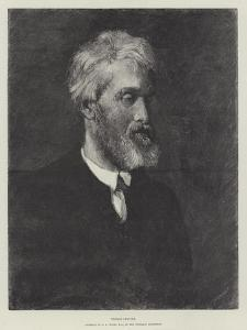 Thomas Carlyle by George Frederick Watts