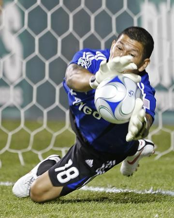 Apr 26, 2007, FC Dallas - Real Salt Lake - Nick Rimando by George Frey