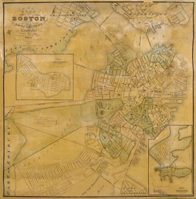 Boston, c.1835