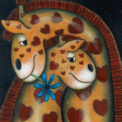 Lofty Lovers by George Gale