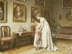 A Little Family History by George Goodwin Kilburne