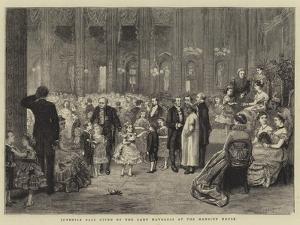 Juvenile Ball Given by the Lady Mayoress at the Mansion House by George Goodwin Kilburne