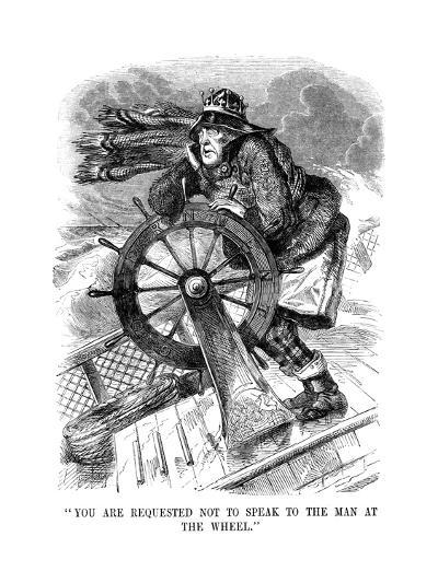 George Gordon, 4th Earl of Aberdeen (1784-186), Scottish Statesman, 1854--Giclee Print