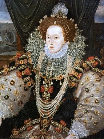 Elizabeth I, Queen of England and Ireland, C1588