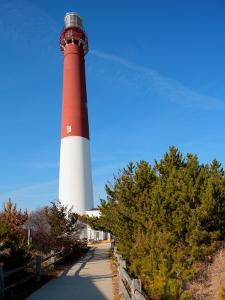 Barnegat Lighthouse, 1857, at 165' Is the 2nd Tallest in the U.S by George Grall