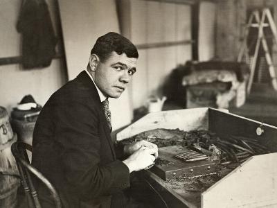 George H Ruth (1895-1948)--Giclee Print