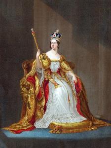 Queen Victoria (1819-190), 1838 by George Hayter