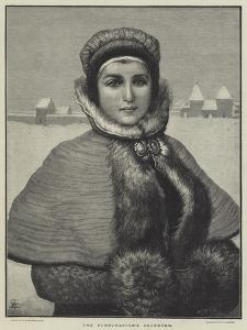 The Burgomaster's Daughter by George Henry Boughton